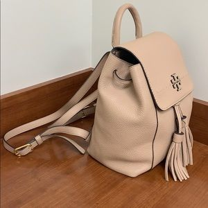 Tory Burch McGraw backpack 🧡